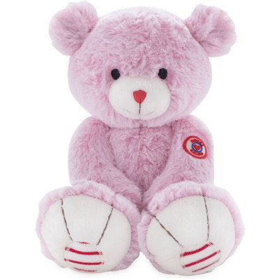 Peluche ours Rouge Kaloo rose (31 cm) Kaloo