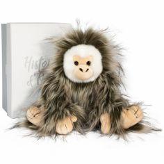 Coffret peluche Capucin le singe (30 cm)