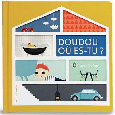 Livre Doudou Où Es-Tu ? Lorea De Vos Marcel & Joachim