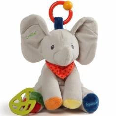 Peluche d'activités à suspendre Flappy l'éléphant