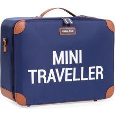 Petite valise Mini traveller bleu marine