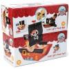 Bateau pirate Little Capt'n  par Le Toy Van