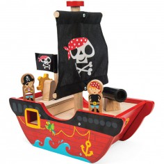 Bateau pirate Little Capt'n