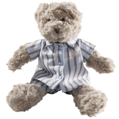 Mini peluche Mr Octave l'ours (15 cm) Absorba