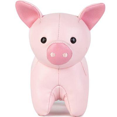 Hochet Léon le cochon Tiny Friends (12,5 x 8,5 cm) BabyToLove