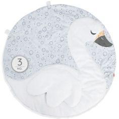 Tapis de jeu avec cartes étapes Little Swan Cygne (89 cm)