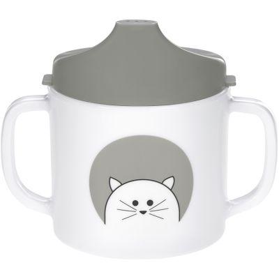 Tasse à bec Little Chums chat  par Lässig