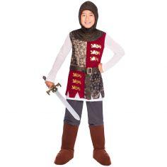 Déguisement de chevalier Valiant Knight (6-8 ans)