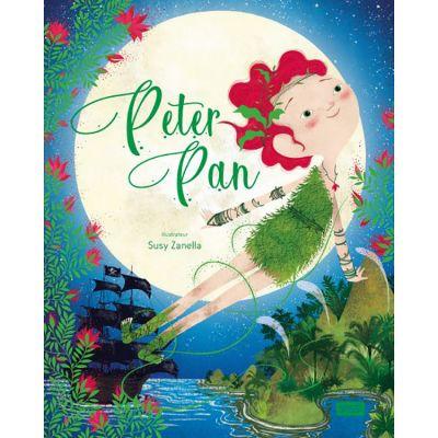 Livre Peter Pan Sassi Junior