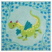 Tapis dragon fabuleux (140cm x 140cm) - Haba