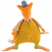 Peluche musicale renard Les Tartempois (30 cm) - Moulin Roty