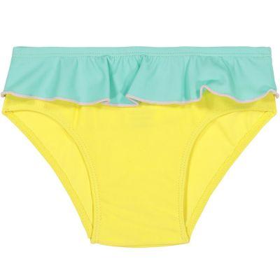 Maillot de bain culotte anti-UV Annette yellow (2-3 ans)