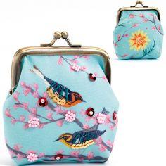Porte monnaie Lovely Purses oiseaux