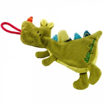 Attache tetine Walter le dragon  par Lilliputiens