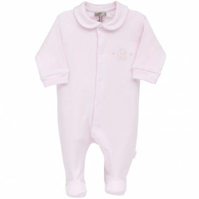 Pyjama léger interlock rose (naissance : 52 cm)  par Cambrass