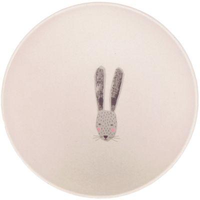 Petit bol en bambou lapin Bunny (13,8 cm) Love Maé