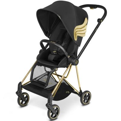 Poussette Mios Wings Black par Jeremy Scott  par Cybex