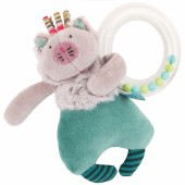 Hochet anneau billes chat Les Pachats - Moulin Roty