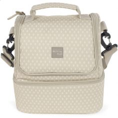 Sac isotherme Happy Chic beige