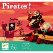 Jeu de tactique Pirates - Djeco