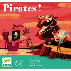 Jeu de tactique Pirates