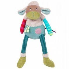 Peluche mouton Les jolis pas beaux (30 cm)