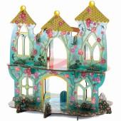 Château des merveilles 3D - Djeco