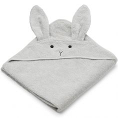 Cape de bain Albert Lapin dumbo grey (70 x 70 cm)