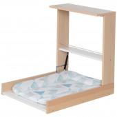 Table à langer murale Wicki naturel prisme - Geuther