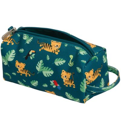 Trousse scolaire Tigre A Little Lovely Company
