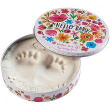Boîte à empreinte Magic Box édition limitée Fleurs par Carolyn Gavin  par Baby Art