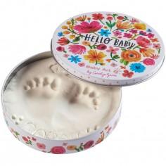 Boîte à empreinte Magic Box édition limitée Fleurs par Carolyn Gavin