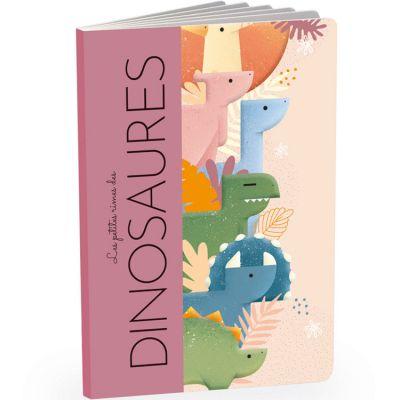 Livre + jouets en bois Dinosaures Sassi Junior