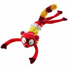 Peluche vibrante Georges mini dansant