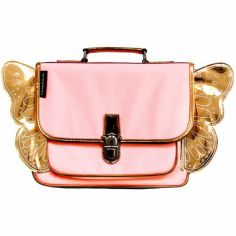 Cartable maternelle Papillon rose