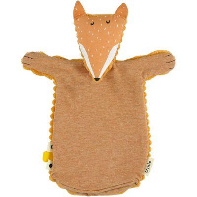 Marionnette à main renard Mr. Fox  par Trixie