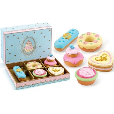 Gâteaux de princesse  par Djeco