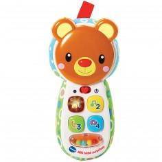 Téléphone bébé musical Allô Bébé surprises ours