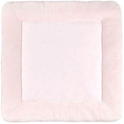 Tapis de parc rose Prety (100 x 100 cm)  par Bemini