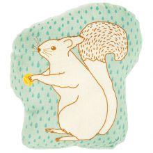 Mini coussin Ecureuil (25 x 19 cm)  par Mimi'lou