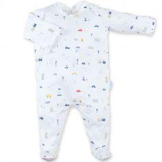 Pyjama léger ville Fanjo (1-3 mois)
