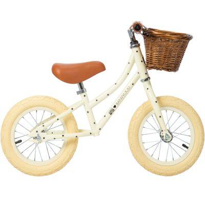 Draisienne First Go x Bonton-R-Cream étoile  par Banwood