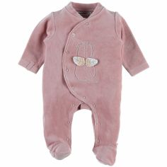 Pyjama chaud dragonne Lina & Joy (1 mois)