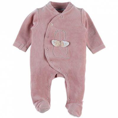 Pyjama chaud dragonne Lina & Joy (1 mois)  par Noukie's
