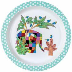 Assiette plate Elmer