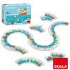Domino Oscar à la mer  par Goula