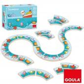 Domino Oscar à la mer - Goula