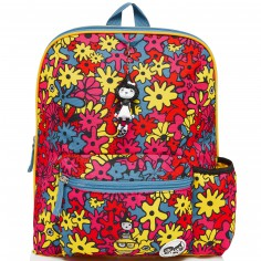 Sac à dos enfant Floral Brights multicolore