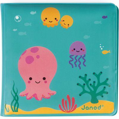 Livre de bain magique  par Janod