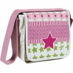 Mini sac en bandoulière Starlight rose